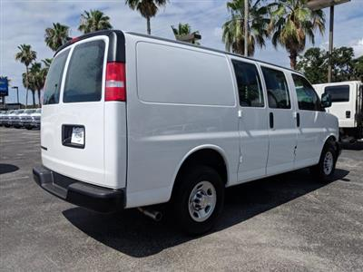2019 Express 2500 4x2,  Masterack Steel General Service Upfitted Cargo Van #K1264233 - photo 6