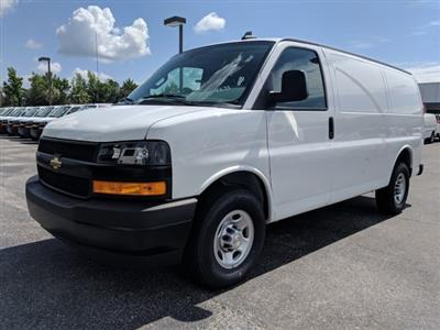 2019 Express 2500 4x2,  Masterack Steel General Service Upfitted Cargo Van #K1264233 - photo 10