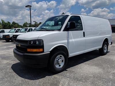 2019 Express 2500 4x2,  Masterack Upfitted Cargo Van #K1264412 - photo 9