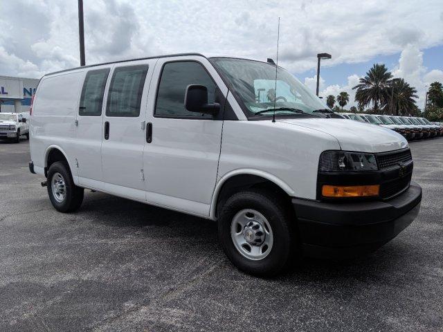2019 Express 2500 4x2,  Adrian Steel Upfitted Cargo Van #K1264439 - photo 3