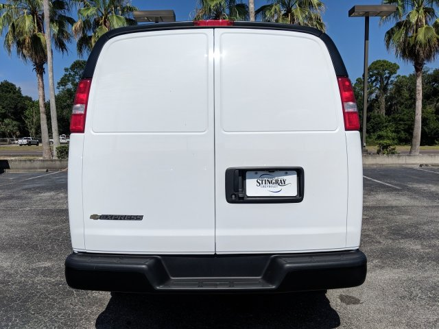 2019 Express 2500 4x2, Adrian Steel Commercial Shelving Upfitted Cargo Van #K1264791 - photo 6