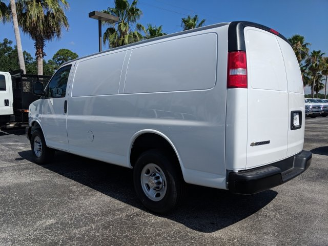 2019 Express 2500 4x2, Adrian Steel Commercial Shelving Upfitted Cargo Van #K1264791 - photo 7