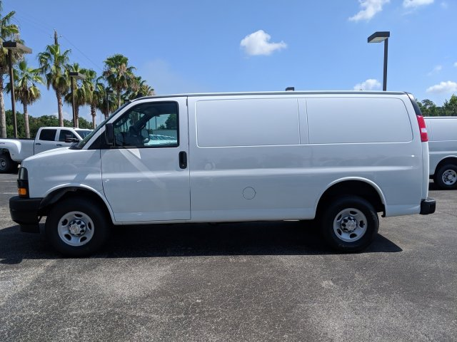 2019 Express 2500 4x2, Adrian Steel Commercial Shelving Upfitted Cargo Van #K1264791 - photo 8