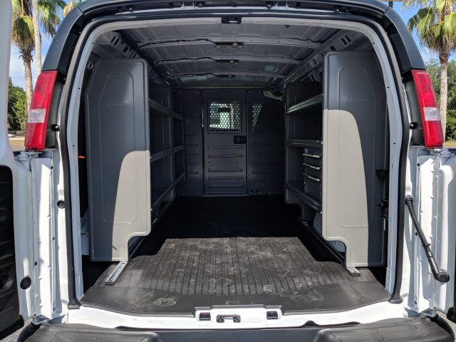 2019 Express 2500 4x2,  Adrian Steel Upfitted Cargo Van #K1265048 - photo 1