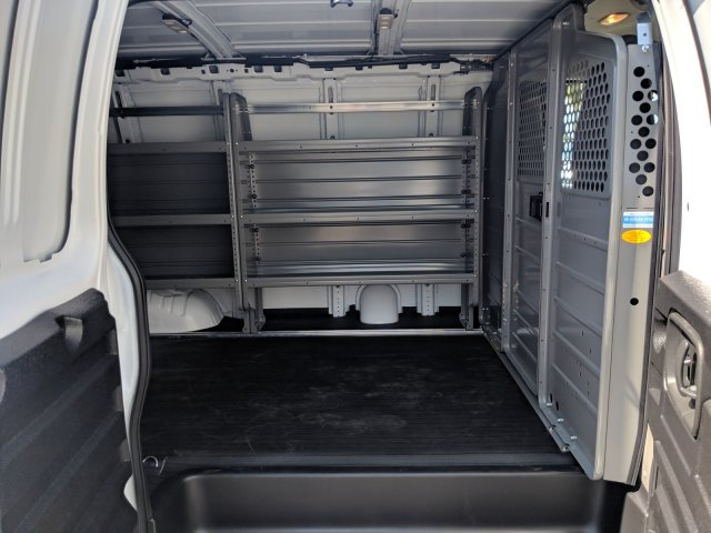 2019 Express 2500 4x2,  Adrian Steel Commercial Shelving Upfitted Cargo Van #K1265048 - photo 14