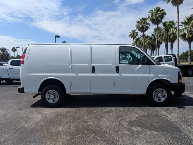 2019 Express 2500 4x2,  Adrian Steel Commercial Shelving Upfitted Cargo Van #K1265048 - photo 5