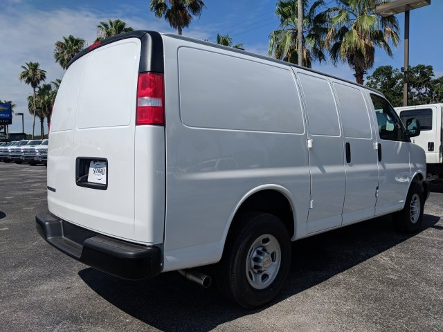 2019 Express 2500 4x2,  Adrian Steel Commercial Shelving Upfitted Cargo Van #K1265048 - photo 6