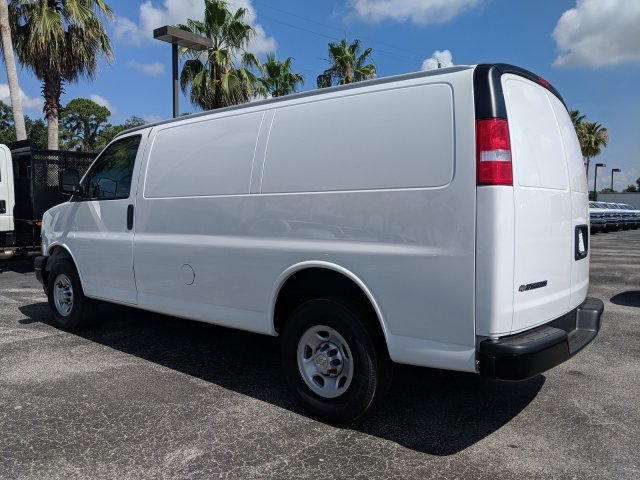 2019 Express 2500 4x2,  Adrian Steel Commercial Shelving Upfitted Cargo Van #K1265048 - photo 8