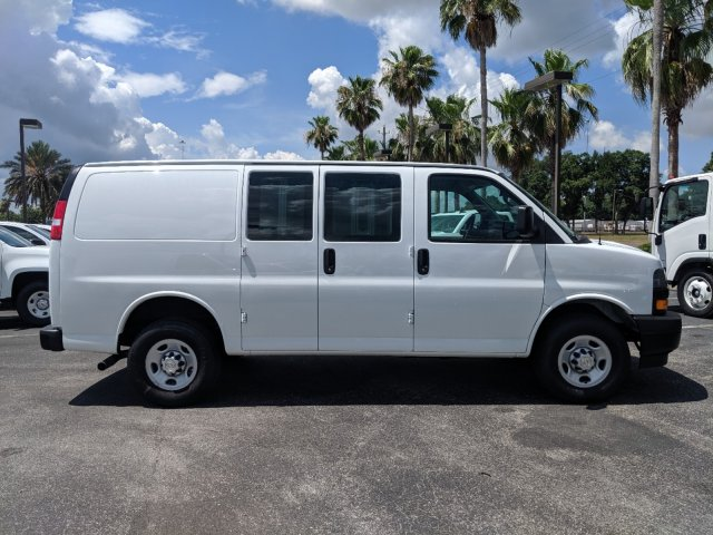 2019 Express 2500 4x2,  Adrian Steel Commercial Shelving Upfitted Cargo Van #K1265180 - photo 6