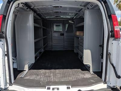 2019 Express 2500 4x2,  Adrian Steel Commercial Shelving Upfitted Cargo Van #K1265180 - photo 2