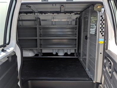 2019 Express 2500 4x2,  Adrian Steel Commercial Shelving Upfitted Cargo Van #K1265180 - photo 14