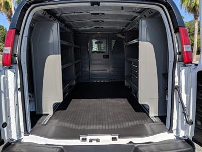 2019 Express 2500 4x2,  Adrian Steel Commercial Shelving Upfitted Cargo Van #K1265209 - photo 2