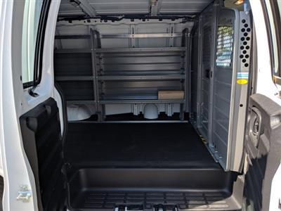 2019 Express 2500 4x2,  Adrian Steel Commercial Shelving Upfitted Cargo Van #K1265209 - photo 14