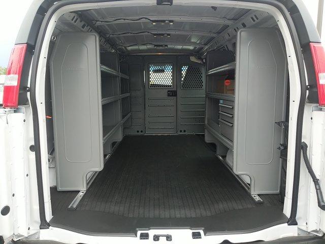 2019 Express 2500 4x2,  Adrian Steel Commercial Shelving Upfitted Cargo Van #K1265386 - photo 2