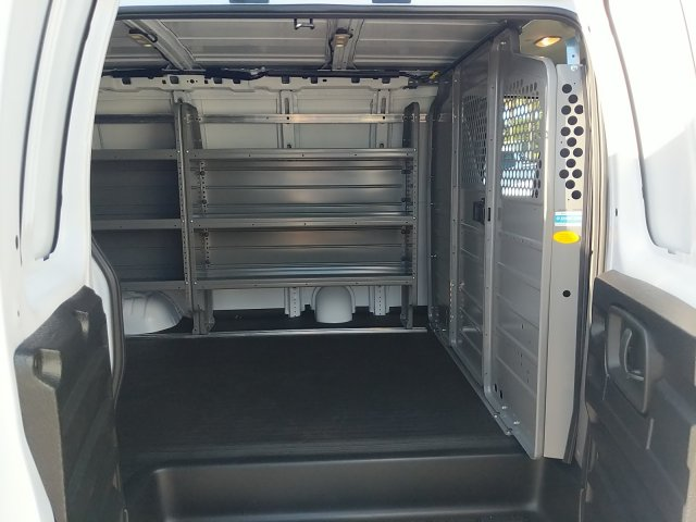 2019 Express 2500 4x2, Adrian Steel Commercial Shelving Upfitted Cargo Van #K1265728 - photo 14