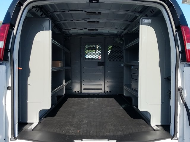 2019 Express 2500 4x2,  Adrian Steel Commercial Shelving Upfitted Cargo Van #K1265855 - photo 2