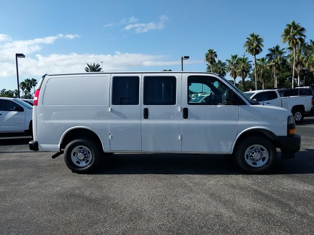 2019 Express 2500 4x2,  Adrian Steel Commercial Shelving Upfitted Cargo Van #K1265855 - photo 4