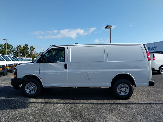 2019 Express 2500 4x2,  Adrian Steel Commercial Shelving Upfitted Cargo Van #K1265855 - photo 8