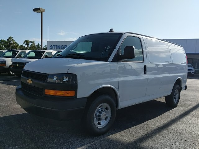 2019 Express 2500 4x2,  Adrian Steel Commercial Shelving Upfitted Cargo Van #K1265855 - photo 9