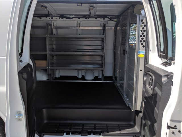 2019 Express 2500 4x2,  Adrian Steel Commercial Shelving Upfitted Cargo Van #K1265907 - photo 13