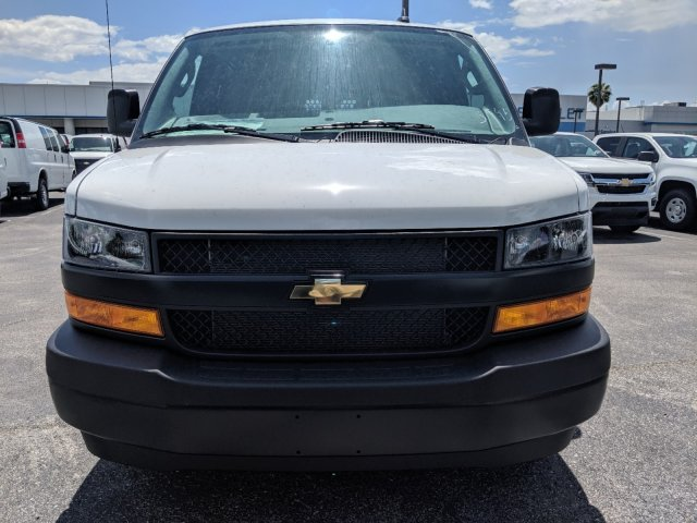 2019 Express 2500 4x2,  Adrian Steel Commercial Shelving Upfitted Cargo Van #K1265995 - photo 10