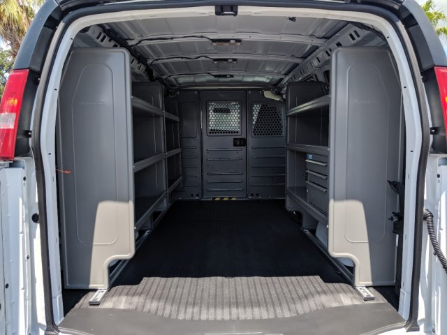 2019 Express 2500 4x2,  Adrian Steel Commercial Shelving Upfitted Cargo Van #K1265995 - photo 2