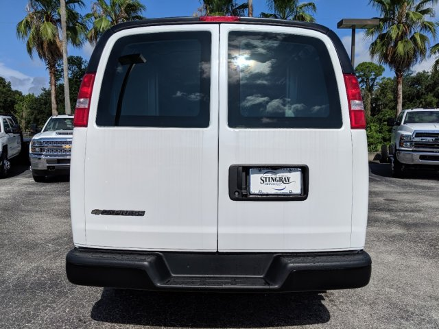 2019 Express 2500 4x2,  Adrian Steel Commercial Shelving Upfitted Cargo Van #K1266056 - photo 6