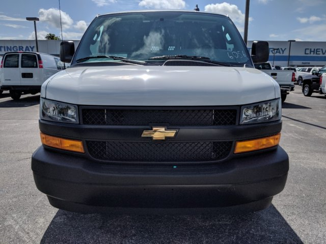 2019 Express 2500 4x2,  Adrian Steel Commercial Shelving Upfitted Cargo Van #K1266056 - photo 10