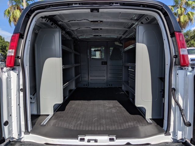 2019 Express 2500 4x2,  Adrian Steel Commercial Shelving Upfitted Cargo Van #K1266056 - photo 2