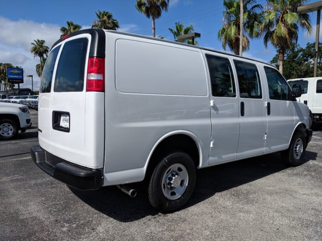 2019 Express 2500 4x2,  Adrian Steel Commercial Shelving Upfitted Cargo Van #K1266056 - photo 7