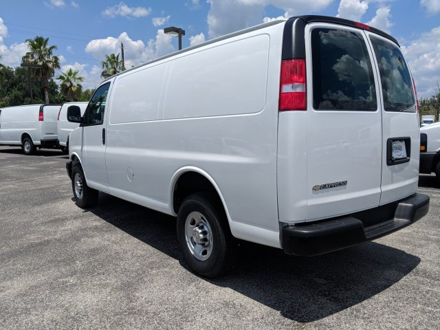2019 Express 2500 4x2,  Adrian Steel Commercial Shelving Upfitted Cargo Van #K1266230 - photo 7