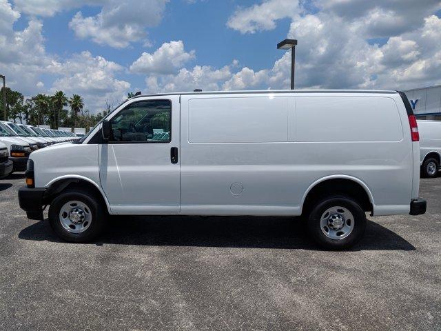 2019 Express 2500 4x2,  Adrian Steel Commercial Shelving Upfitted Cargo Van #K1266230 - photo 9