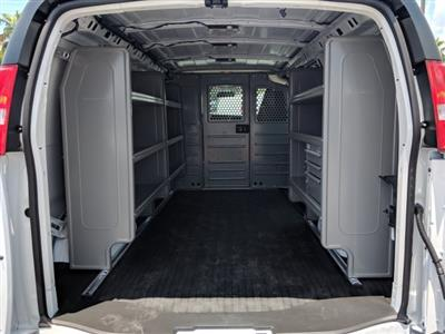 2019 Express 2500 4x2,  Adrian Steel Commercial Shelving Upfitted Cargo Van #K1266230 - photo 2
