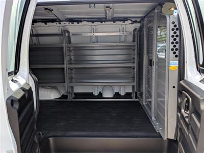 2019 Express 2500 4x2,  Adrian Steel Commercial Shelving Upfitted Cargo Van #K1266230 - photo 14