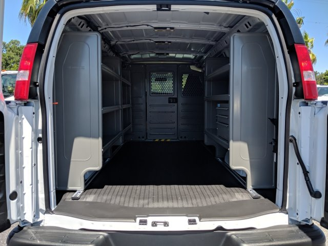 2019 Express 2500 4x2,  Adrian Steel Commercial Shelving Upfitted Cargo Van #K1266492 - photo 2