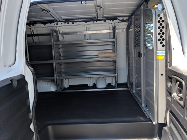 2019 Express 2500 4x2,  Adrian Steel Commercial Shelving Upfitted Cargo Van #K1266492 - photo 14