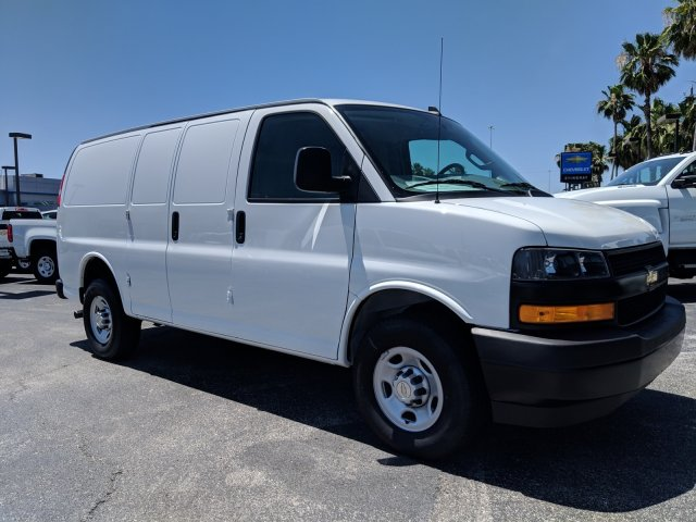 2019 Express 2500 4x2,  Adrian Steel Commercial Shelving Upfitted Cargo Van #K1266492 - photo 4