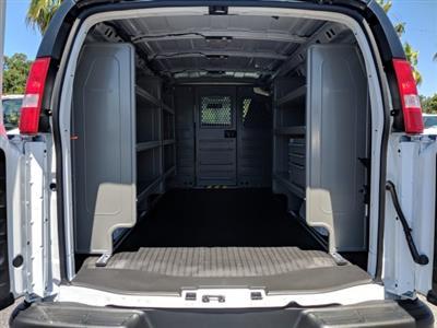 2019 Express 2500 4x2,  Adrian Steel Commercial Shelving Upfitted Cargo Van #K1266492 - photo 2