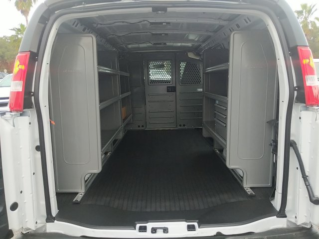 2019 Chevrolet Express 2500 4x2, Adrian Steel Upfitted Cargo Van #K1266686 - photo 1