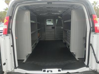 2019 Express 2500 4x2, Adrian Steel Commercial Shelving Upfitted Cargo Van #K1266686 - photo 2