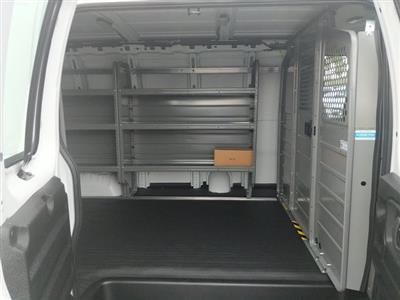 2019 Express 2500 4x2, Adrian Steel Commercial Shelving Upfitted Cargo Van #K1266686 - photo 12