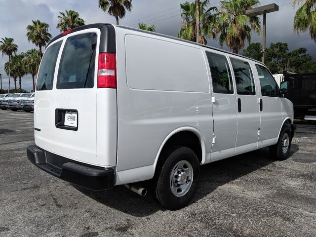 2019 Express 2500 4x2,  Adrian Steel Commercial Shelving Upfitted Cargo Van #K1266770 - photo 5