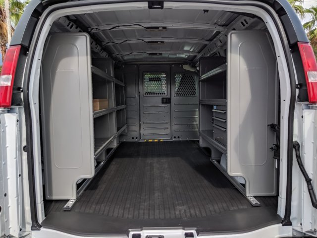 2019 Express 2500 4x2,  Adrian Steel Upfitted Cargo Van #K1266770 - photo 1