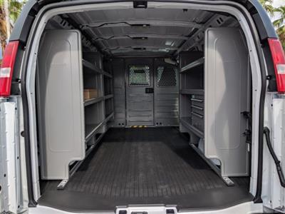 2019 Express 2500 4x2,  Adrian Steel Commercial Shelving Upfitted Cargo Van #K1266770 - photo 2