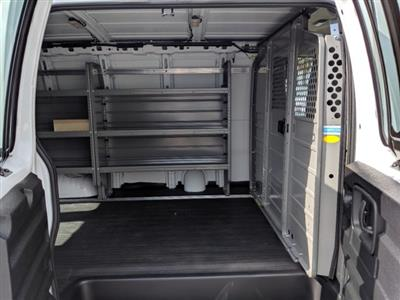 2019 Express 2500 4x2,  Adrian Steel Commercial Shelving Upfitted Cargo Van #K1266770 - photo 14