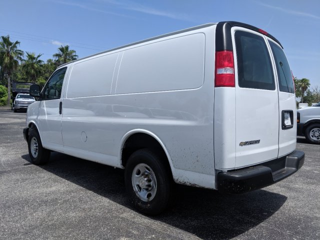 2019 Express 2500 4x2,  Adrian Steel Commercial Shelving Upfitted Cargo Van #K1266869 - photo 7