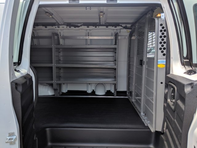 2019 Express 2500 4x2,  Adrian Steel Commercial Shelving Upfitted Cargo Van #K1266869 - photo 14