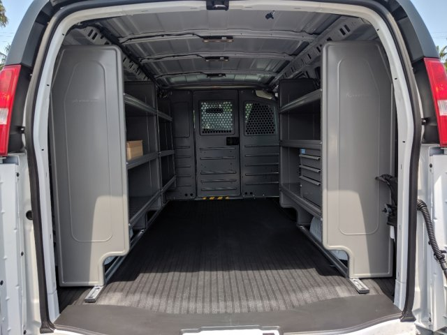 2019 Express 2500 4x2,  Adrian Steel Upfitted Cargo Van #K1266869 - photo 2