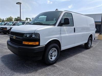 2019 Express 2500 4x2,  Adrian Steel Commercial Shelving Upfitted Cargo Van #K1266869 - photo 9