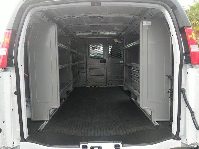2019 Express 2500 4x2,  Adrian Steel Commercial Shelving Upfitted Cargo Van #K1266915 - photo 2